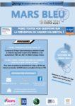 Journée MARS BLEU – 19 Mars 2021